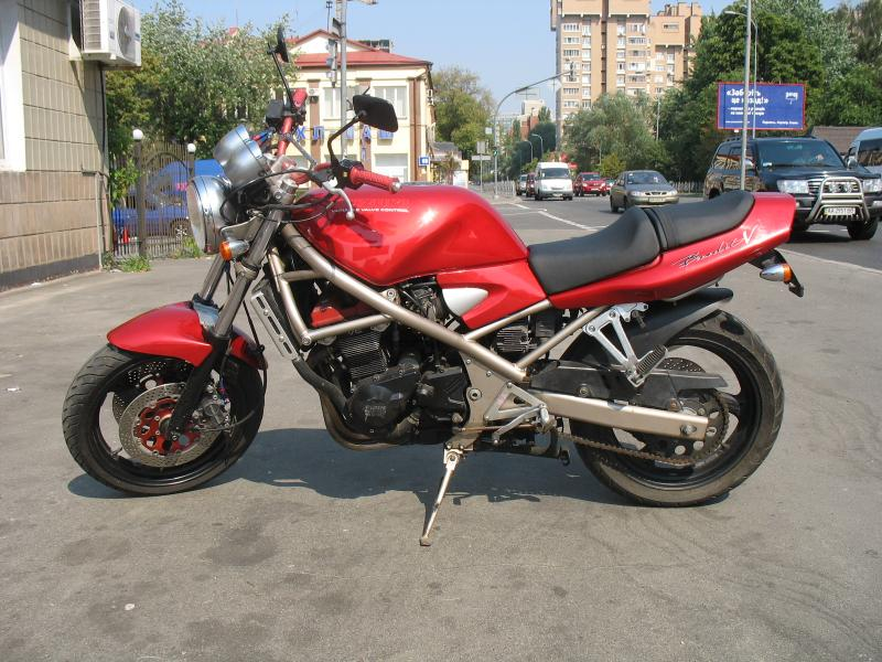хочу Suzuki bandit 400